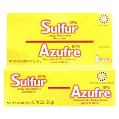 MIDWAY Sulfur Acne Treatment Ointment - 0.70 oz