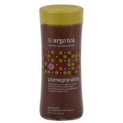 Argo Tea Tea, Pomegranatea, 13.5-Ounce (Pack of 6)