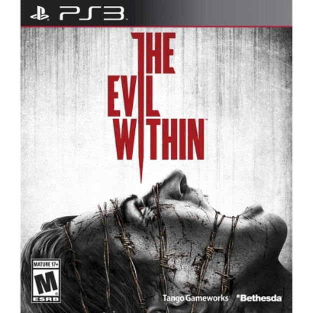 Bethesda The Evil Within with The Fighting Chance Pack (PlayStation 3)