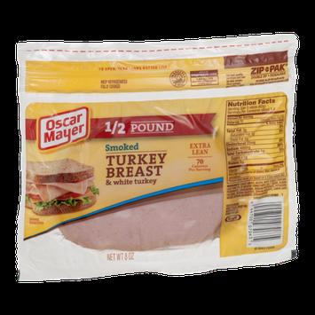 Oscar Mayer Smoked Turkey Breast & White Turkey Extra Lean