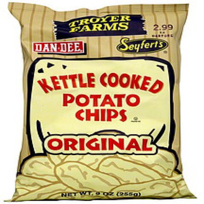 Troyer Farms Regular Chips 9oz