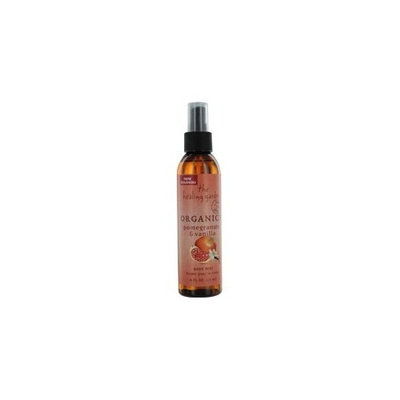 The Healing Garden Organics Body Mist - Pomegranate & Vanilla: 6 OZ