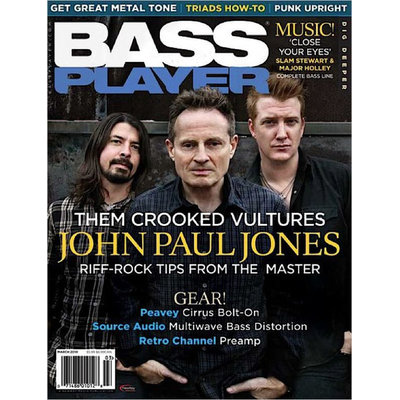 Kmart.com Bass Player Magazine - Kmart.com