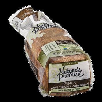Nature's Promise Organic 100% Whole Grain Bread