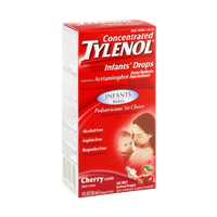Tylenol® Concentrated Infants' Cherry Drops