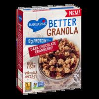 Barbara's Better Granola Dark Chocolate Cranberry