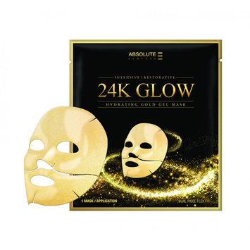 Absolute New York 24K Glow Gold Gel Mask
