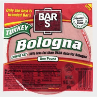 Bar-S: Turkey Bologna, 16 Oz