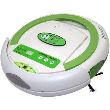 Metapo CleanMate QQ2 Plus Robotic Vacuum Cleaner with Scheduler, White