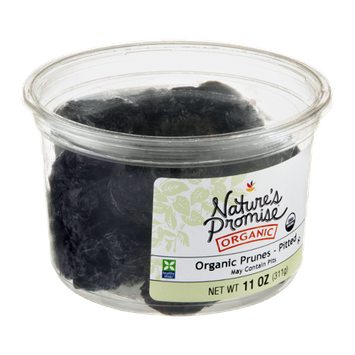 Nature's Promise Organic Prunes Pitted Organic