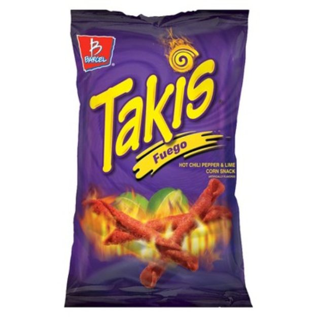 Bimbo Foods Inc Barcel Takis Fuego 9.9 oz