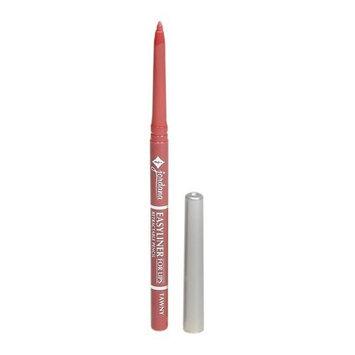 Jordana Easy Lipliner Pencil Tawny (6-Pack)