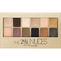 Maybelline New York The 24K Nudes™ Eyeshadow Palette