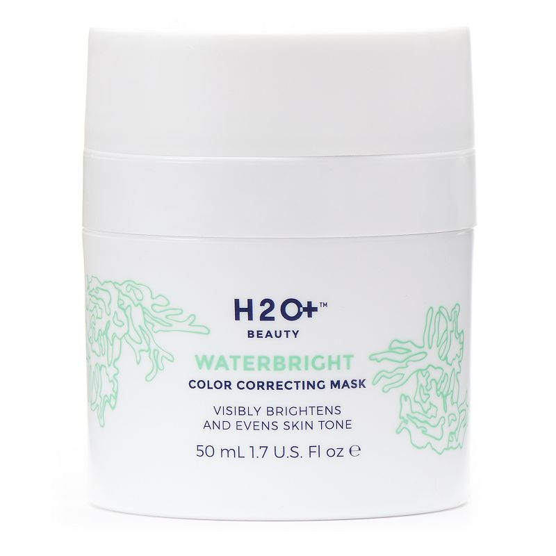 H20+ Beauty Waterbright Color Correcting Mask, Multi/None