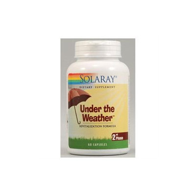 Solaray Under The Weather - 60 Capsules - Other Supplements