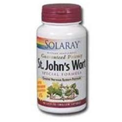 Solaray St. John's Wort Special Formula - 900 mg - 60 Capsules