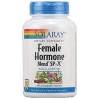 Solaray Female Hormone Blend SP-7C - 180 Capsules