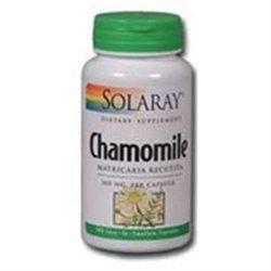 Solaray Chamomile - 350 mg - 100 Capsules