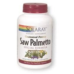 Solaray Saw Palmetto Sp - 120 Capsules - Other Herbs