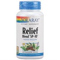 Solaray Relief Blend SP-10 - 100 Capsules
