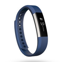 Fitbit 'Alta' Wireless Fitness Tracker, Size Large - Blue