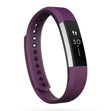 Fitbit 'Alta' Wireless Fitness Tracker, Size Small - Purple
