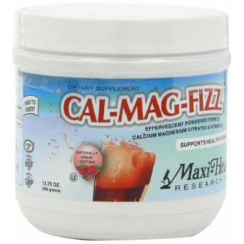 Maxi Cal Mag Fizz Powder, 13.75 Fluid Ounce
