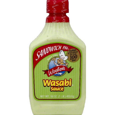 Woeber's Sauce Wasabi 16 FO (Pack of 6)