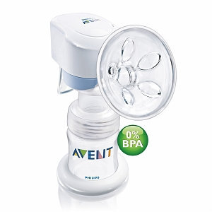 Avent Handheld Electric Breast Pump