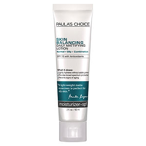 Paula's Choice Skin Balancing Daily Mattifying Lotion SPF 15 & Antioxidants