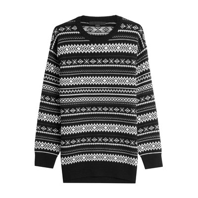 Alexander Wang Pullover with Wool and Cashmere - multicolor