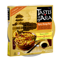 Tastes of Asia Spicy Kung Pao Asian Noodles