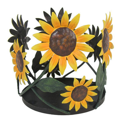 SONOMA Goods for Life™ Large Sunflower Candle Sleeve, Multi/None