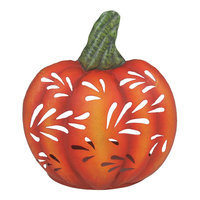 SONOMA Goods for Life™ Pumpkin Plate & Candle Sleeve, Multi/None
