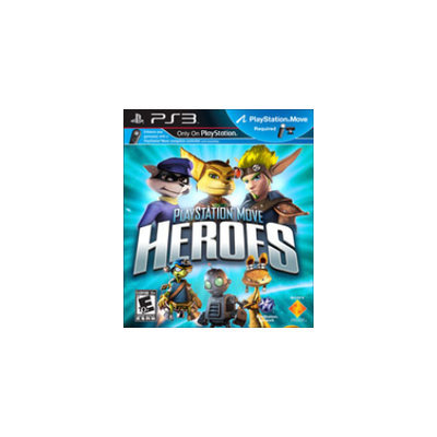 Sony Computer Entertainment PlayStation Move Heroes
