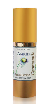 Amrita Aromatherapy Chamomile Facial Creme for Sensitive Skin