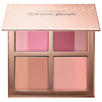 SEPHORA COLLECTION Winter Flush Blush Palette