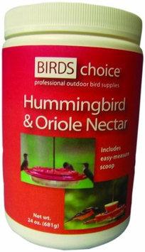 Bird's Choice 24oz Oriole & Hummingbird Nectar