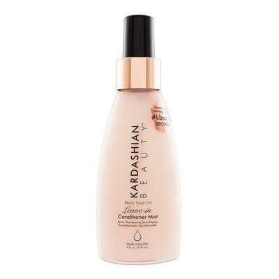 Kardashian Beauty Black Seed Oil Leave-In Conditioner Mist, Red