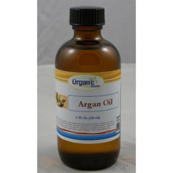Organic Argan Oil - 100% Pure 60 ml (2 Oz)