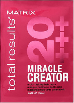 Total Results Miracle Creator Multi-Tasking Hair Mask
