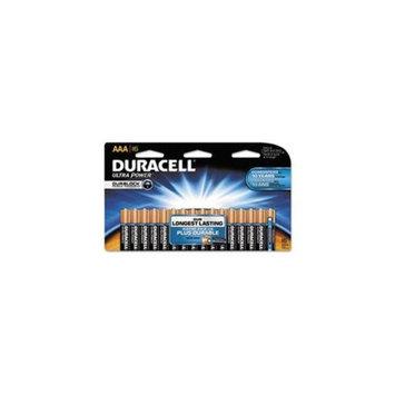Duracell QU2400B16Z CopperTop Alkaline Batteries with Duralock, AAA, 16-Pk