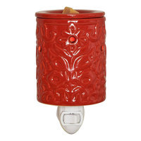 SONOMA Goods for Life™ Red Filigree Outlet Wax Melt Warmer