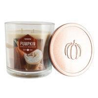SONOMA Goods for Life™ Pumpkin Vanilla Bourbon 14-oz. Jar Candle, Multi/None