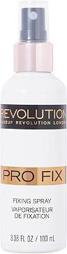 MAKEUP REVOLUTION Pro Fix Fixing Spray
