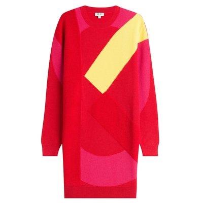 Wool Sweater Dress Gr. S