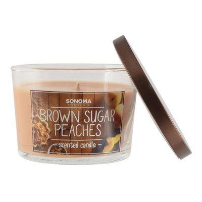 SONOMA Goods for Life™ Brown Sugar Peaches 4.8-oz. Jar Candle, Multi/None