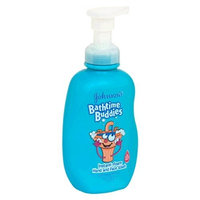 Johnson & Johnson Johnson's Buddies Clean-You-Can-See Foam Hand Wash, No More Tears, Packaging May Vary, 7.9 fl. oz. (233ml)