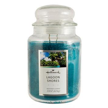 Hallmark Lagoon Shores 22-oz. Jar Candle, Blue