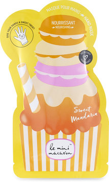 Le Mini Macaron Sweet Mandarin Hand Mask